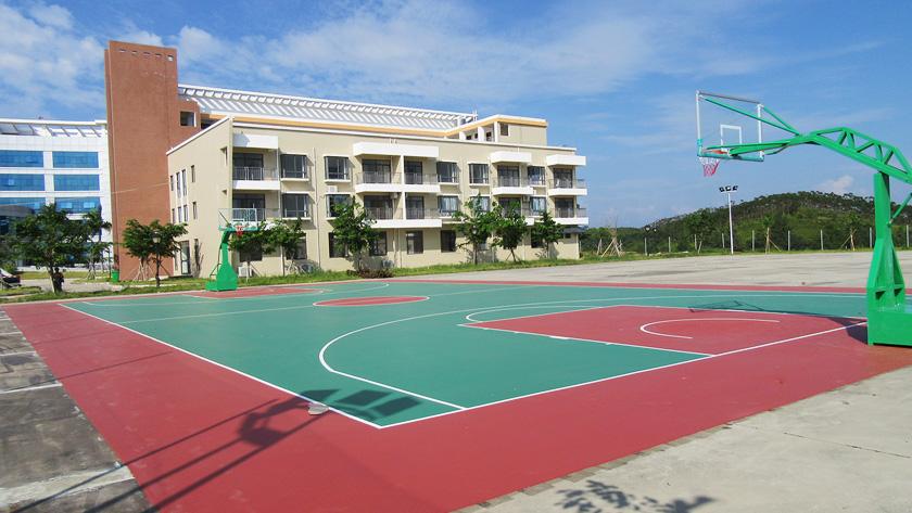 篮球场地建设方案