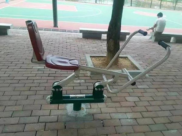贵阳玉田坝高层住宅路径安装案例